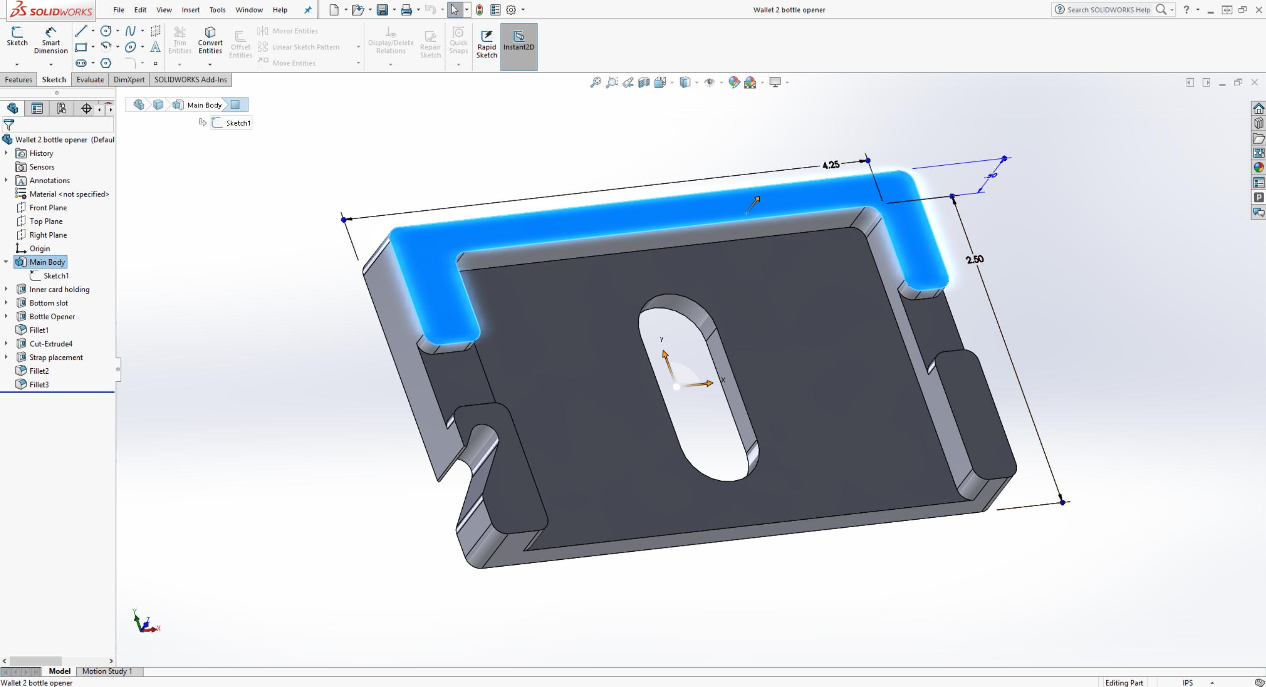 SolidWorks CAD Design Maker Parts